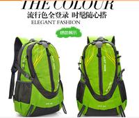 2014 40L waterproof large capacity high quality mountaineering bag hiking camping backpack women&men bag and trekking backpack