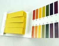Free Shipping 1 set 80pcs Full Range Water PH 1-14 Kit Testing Test Paper Litmus Strips