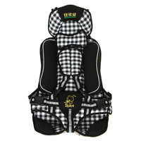 New Portable Baby Child Kids Car Safety Booster Seat Cover Harness Cushion