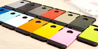 100pcs/lot Free Shipping High Quality SPIGEN SGP II Slim Armor Case For iphone 6 Plus 5.5 inch