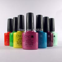 Free shipping You Choose 10Pcs 100% Brand New Shellac soak off UV Nail Gel Polish 73 New Colors Available