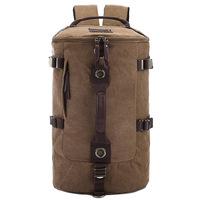 2014 new sports travel bag canvas shoulder diagonal Ms. portable shoulder backpack bag men