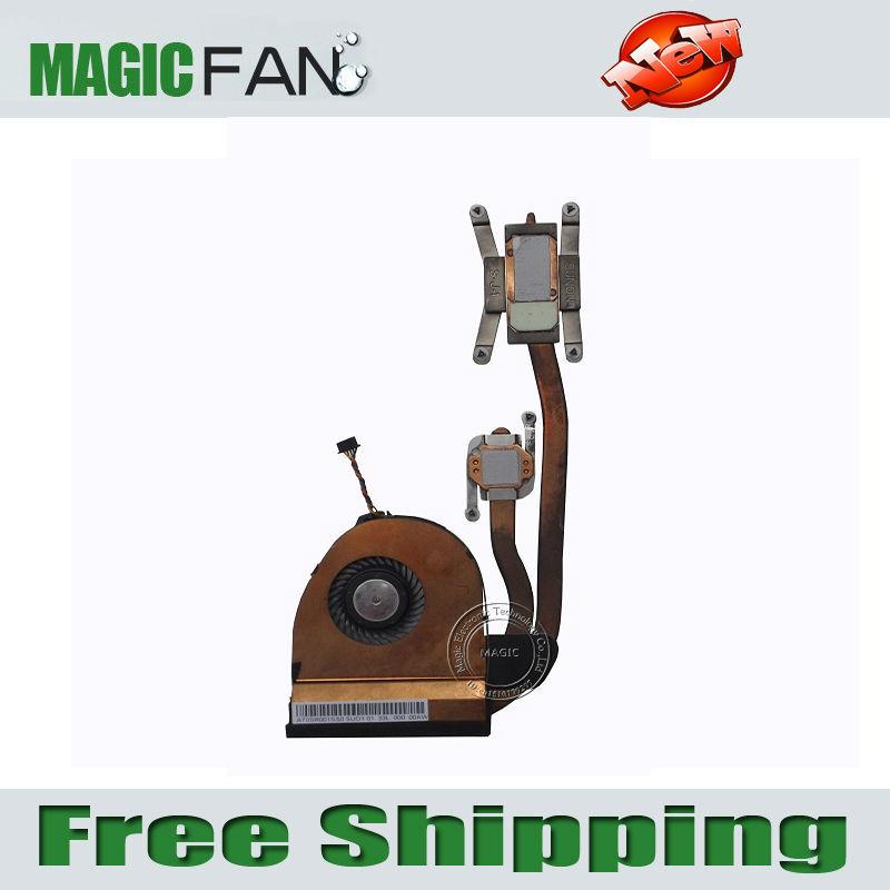 Free shipping NEW For IBM lenovo thinkpad T440 CPU Processor Fan and Heatsink(China (Mainland))