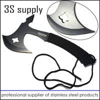 2014 Free shipping 48cm safe handle axe dedicated mountain axe top quality outdoor equipment