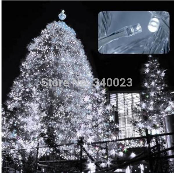 Pretty 200 LED 20M String Light Christmas/Wedding/Party Decoration Lights Lighting AC 110V 220V , Waterproof , 9 Colors(China (Mainland))
