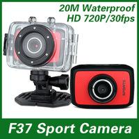 Good quality 100% Sport Camera DVR Helmet Waterproof HD Action Camera Sport Outdoor Camcorder DV Hot Digital Video Camera