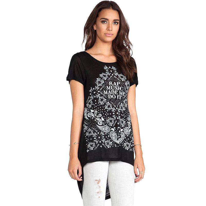 Женская футболка 2015 t D539 h1054