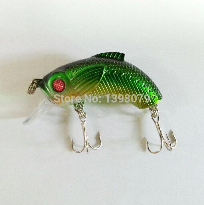 Приманка для рыбалки Crankbait 1 /luce CB007 бот для рыбалки archeage