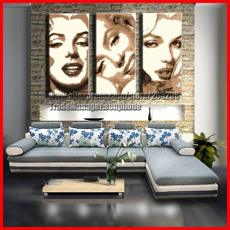 Online kopen wholesale marilyn monroe ingelijste foto 39 s uit china marilyn monroe ingelijste foto - Decoratie kamer thuis woonkamer ...