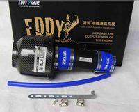 EDDY-POWER High Performance Carbon Fiber Air Intake Kit For VW Volkswagen Golf MK6 (2008-2012) 1.4TSI