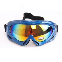 New 2014 POLISI Children Kids Sports Snowmobile Glasses Ski Outdoor Motorcycle Eyewear Snowboard Skate Sled Goggles Glasses