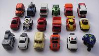 50pcs pull back cars model many styles random mixed high quality
