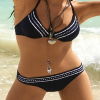"""Free Shipping 20PCS 316L Steel Crystal Tassel Dangle Navel Belly Button Ring Bar 3.5"""""""