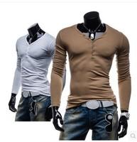 HOT,2014 BIG SIZE,High quality clothing,men's polo'slim fit quality new 2014 casual shirt , slim fit men shirt,M-XXXL