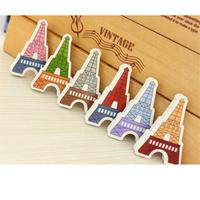 Free shipping HS010 Fashion Paris story design eraser -3pcs/pack  rubber eraser