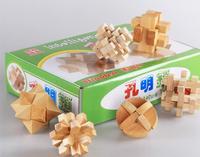 Free postage, children Adult Intelligence portfolio Liu Jiantao, wooden educational toys, toys unlock assembly disassembly