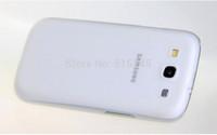 10pcs/lot For Samsung Galaxy S3 SIII i9300 Matte Scrub Hard Case Ultra Thin House prevent scratch