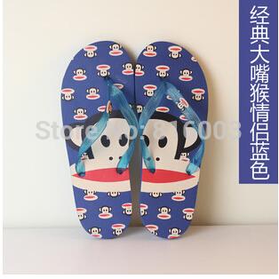 летняя обезьяна Вьетнамки обувь унисекс, нас