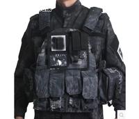 Airsoft Military Tactical Wargame 1000D US Navy Seals Molle LBT 6094 Vest High Quality Nylon Vest