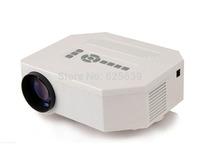 UC30 Mini Pico portable proyector Projector AV VGA A/V USB & SD with VGA HDMI Projector