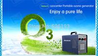 Huge-BT6G portable ozone generator air cooled ceramic tube ozne output 6g/hr gerador de ozonio 2B