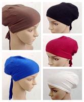 Muslims all Inclusive Cap Cotton Curved Cap Multi-color Optional Women Muslim Scarves Wraps Hi-jabs 2014 New Muslim scarves
