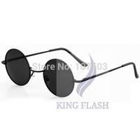 2014 Hot Sales Unisex Vintage Tortoise Frame Lens Retro Round Sunglasses Eyeglasses Glasses 5461