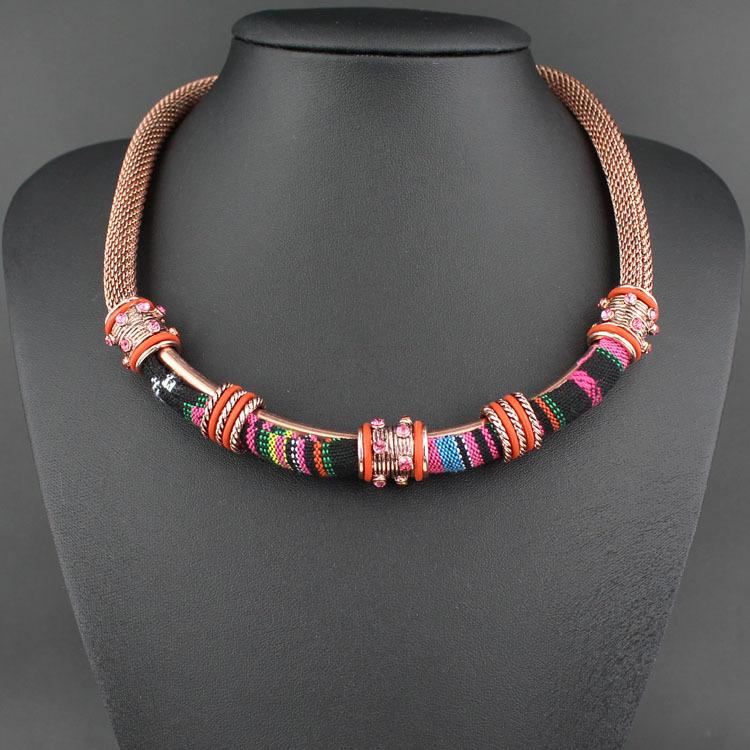 Колье-ошейник Washington 520 jewelry MLQZA149 колье honey jewelry колье перея