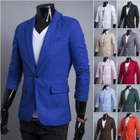 ternos masculino 2014 winter jacket men blazer slim fit clothing casual blazer masculino man jacket suits for men blazers