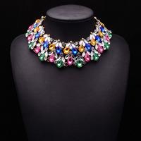 2014 NEW Z design fashion necklace collar bib Necklaces & Pendants statement necklace choker Necklaces for women 2014 8663
