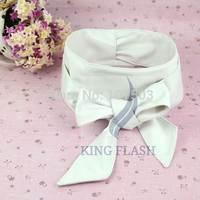 2014 Hot Sales Autumn Summer Fashion Long Circle Soft Leather Bow Body Shaping Bands Wide Belt Cummerbund 5457
