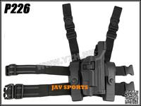 BH Style LV3 Sig P226 Holster Serpa Light Bearing Ver. W/ Mag Pouch Platform Dropleg Holster+Free shipping(SKU12050031)