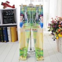 Free shipping 1 PC Snow White Leggings/kids princess Printing Leggings/Children Cartoon trousers,4-11T