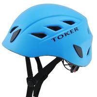 Toker professional outdoor climbing helmet. helmet for work high above the ground. lightweight rock climbing,ice climbing helmet