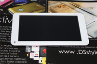 2014 New White M701 7inch Tablet PC Android 4.4 Dual Camera Wifi  AGPS HDMI 1024*600 pixels Free Shipping