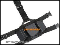 Safariland Style Ak Magazine Pouch Airsoft Dropleg Pouch Platform+Free shipping(SKU12050032)