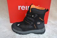 2015 Winter New Arrival Kids Reima Keep Warm And Waterproof Slip-Resistant Snow Boots Black