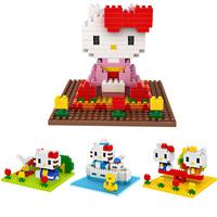 free Shipping loz blocks  models&building toys plastic children's educational building block sets  gift No.9405