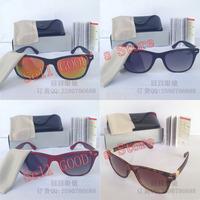 4 colors vintage RB 4195 glasses men women uv400 sunglasses Brand designer Aviator bands sun glasses oculos de sol feminino