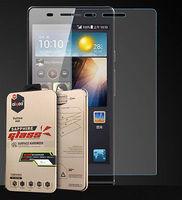 original AIQAA Premium Tempered Glass Screen Protect Film Guard For Huawei Ascend P6 screen guard New in Box