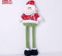 Lin Jie 70CM high Christmas three-dimensional cartoon telescopic Yeti / old man / Deer Christmas shopping malls layout