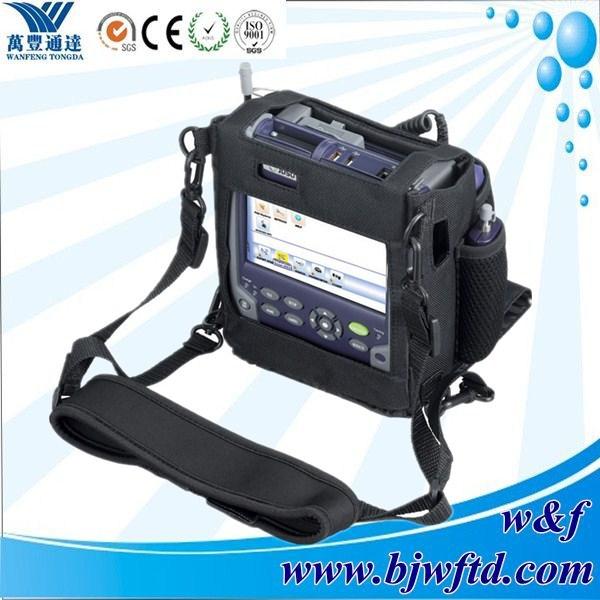 JDSU MTS-2000 OTDR Fiber Optic Equipment to test Fiber Built in VFL Optical Time Domain Reflectometer OTDR(China (Mainland))