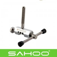 SAHOO brand Made in Taiwan Bike Bicycle Chain Remove Tool portable stopper  alloy steel material