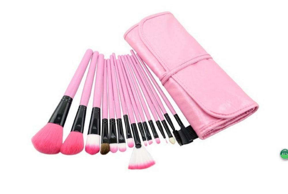 Кисти для макияжа OEM 15Pcs beauty кисти для макияжа oem 10 b hj0038 a5