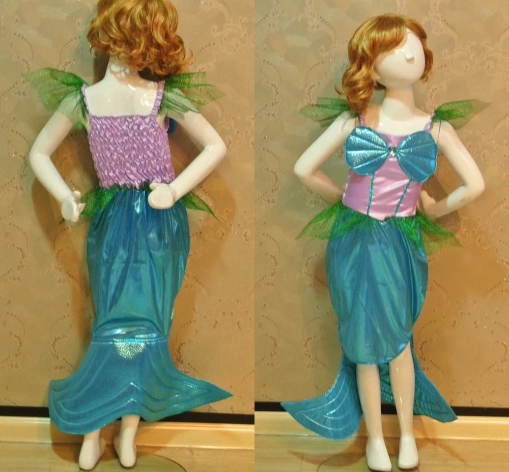 Mermaid Dress Carnival