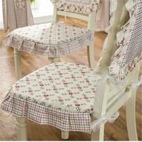Household Fashion Rural Comfortable Chair Cushion (2piece)140930