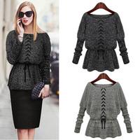 New 1PC Women Crochet Knitwear Cardigan Jumper Jacket Coat Outwear Sweater  Tonsee