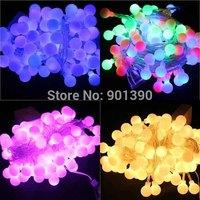 2014 New 5 metre 220V LED Fairy tale String Light Garden For Wedding Lamp Decoration Christmas Birthday Party Decoration light