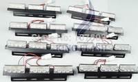 2014 Hot Sales DC 12V 30W 7.5Lx 5Wx 2.8Hcm 8 x 9 LED strobe blinker flash light 4024