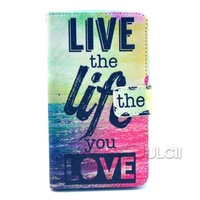 For Nokia Lumia 625 Case Colorful Wallet Leather Stand Cover Case For Nokia Lumia 625 12 Patterns Free Shipping